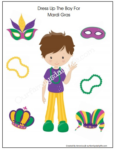 dress up mardi gras 1