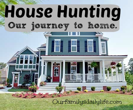house hunting