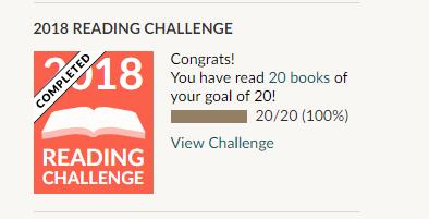 book goals 2018