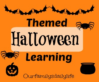 Halloween Themed Learning