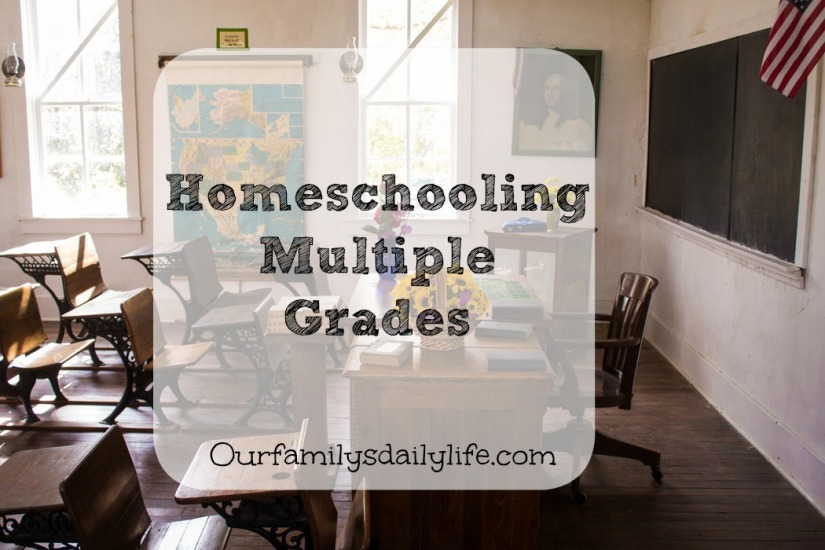 homeschooling multiple grades