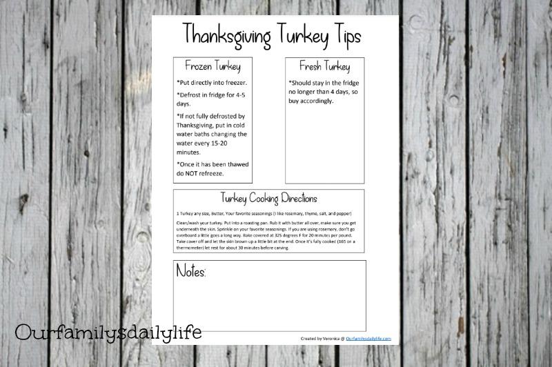 Turkey Tips 1