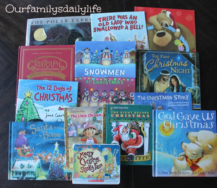 december childrens books