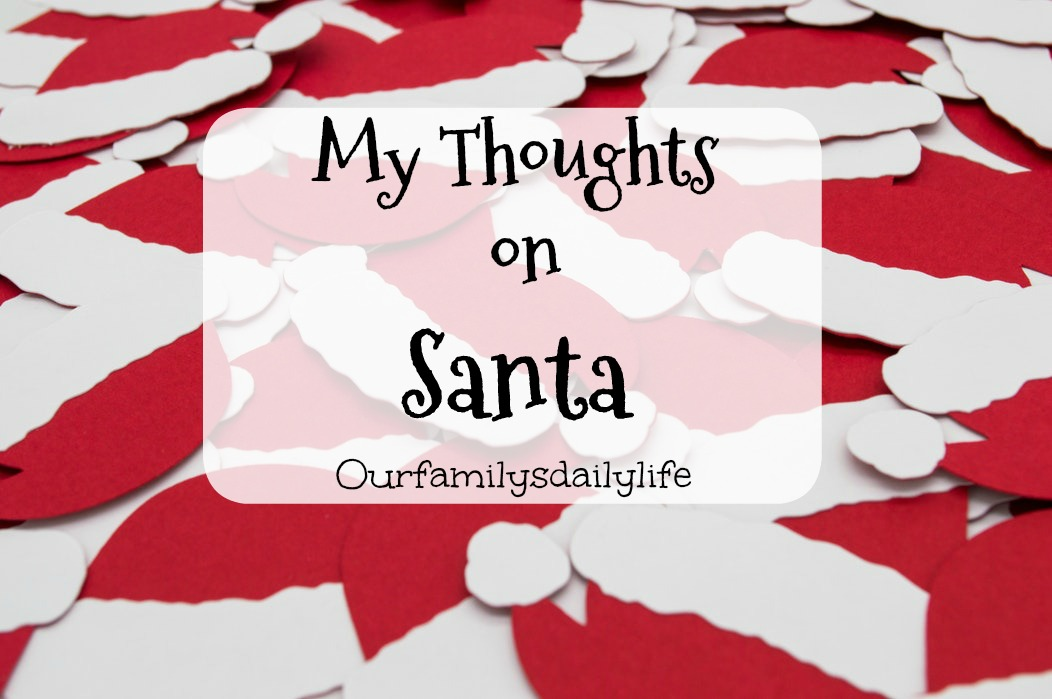 my thoughts on santa